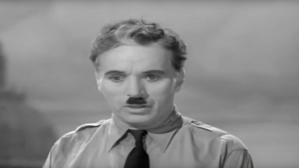 A Message For All Of Humanity – Charlie Chaplin