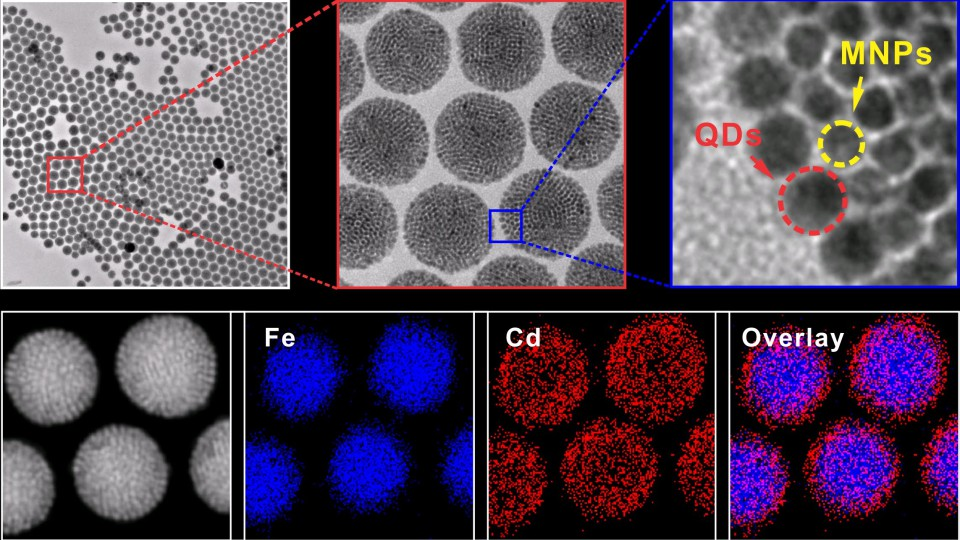 Controllable nanoparticles