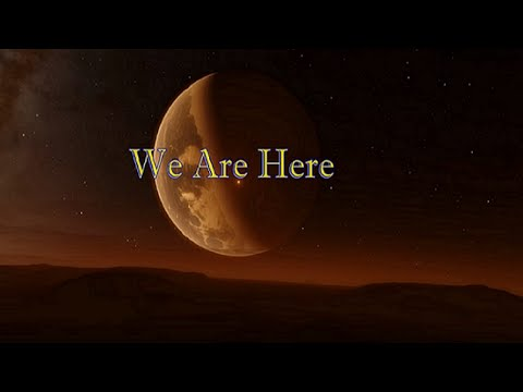 "ET Message: ""We Are Here"""