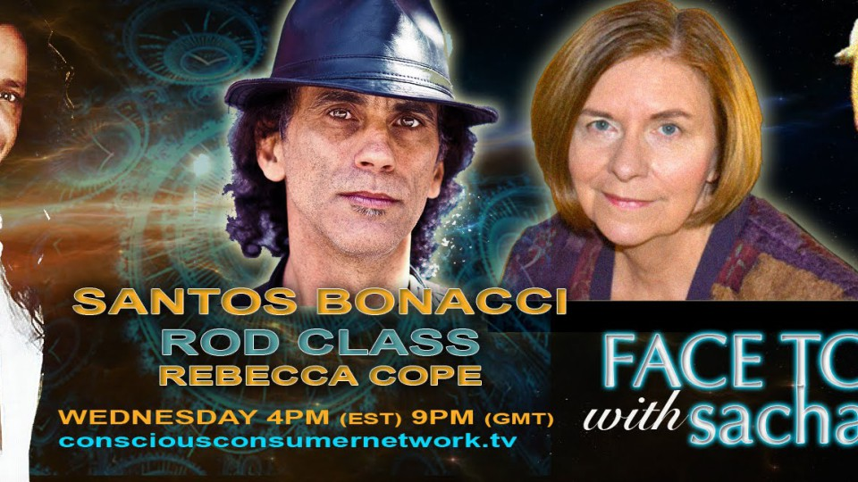 Face to face with sacha stone: Episode 2