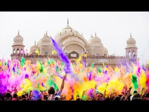 Festival of Colors – World's BIGGEST color party