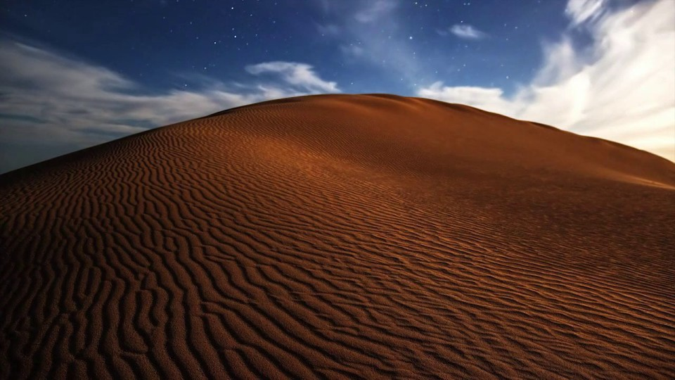 'First Footprints' Documentary Series – Timelapse Short