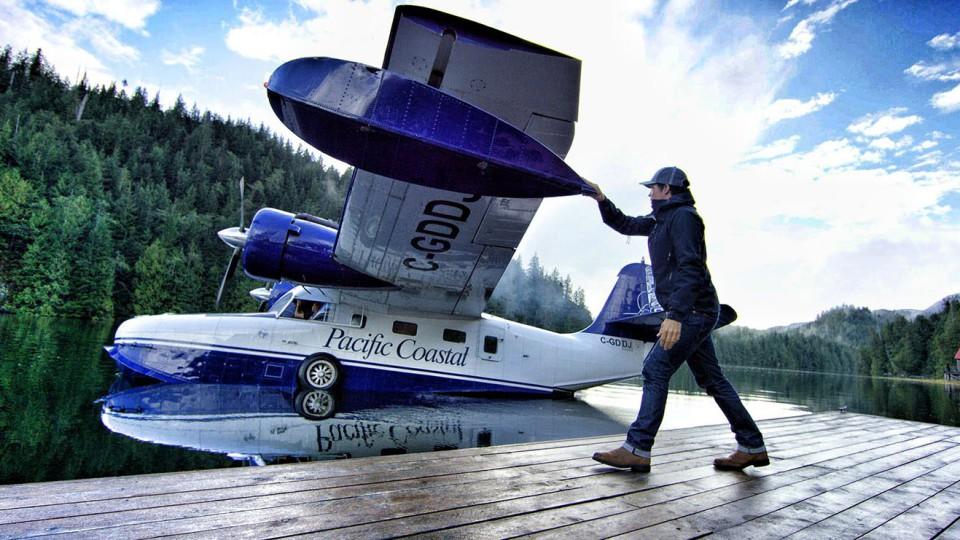 Great Bear Rainforest in 4K – Exploring British Columbia, Canada