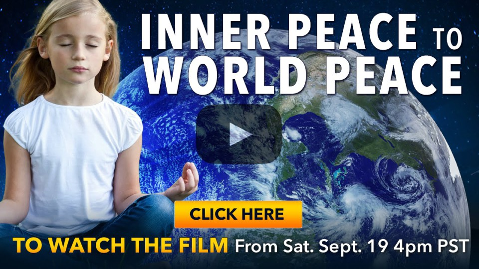 Inner Peace to World Peace