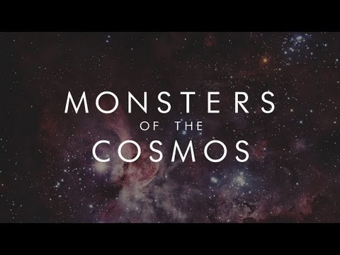 MONSTERS OF THE COSMOS – Symphony of Science