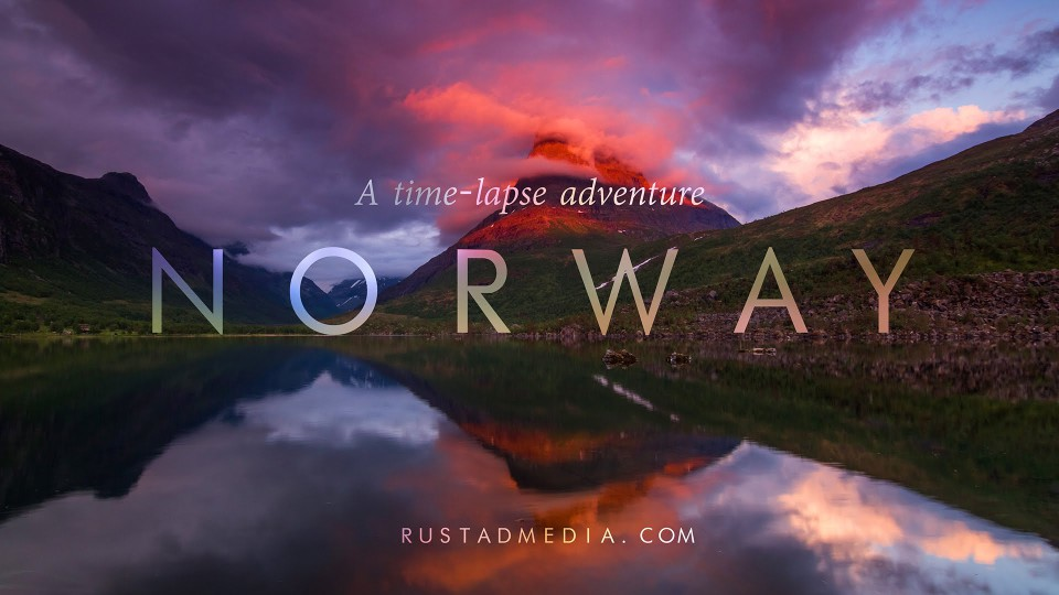 NORWAY – A Time-Lapse Adventure 4K