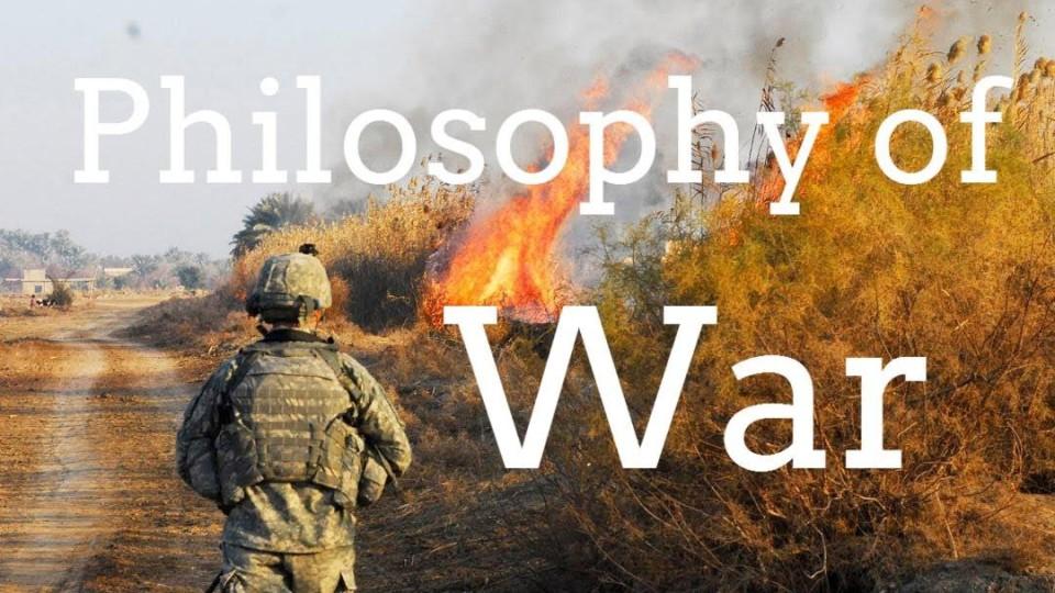 Philosophy of War – Alan Watts