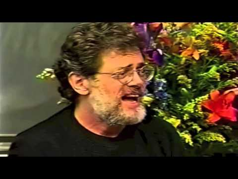 Ralph Abraham gets wordsmithed by Terence Mckenna