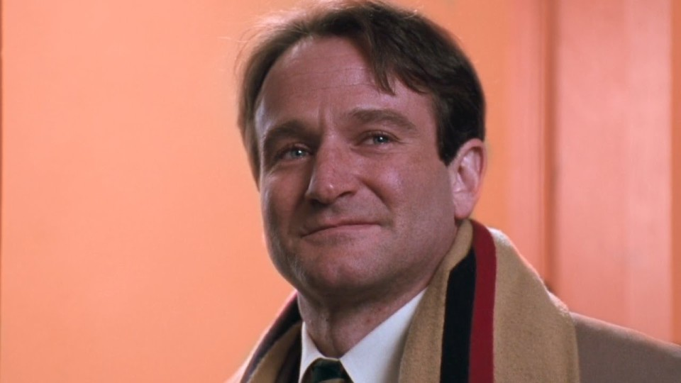 """Robin Williams – """"Seize the Day"""" – by Melodysheep"""