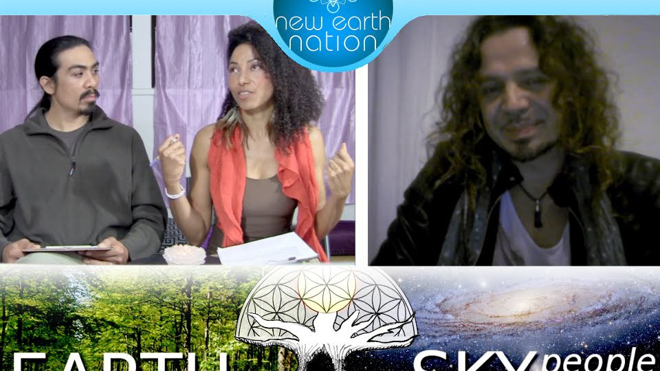 Sacha Stone ~ WHAT YOU ALWAYS WANTED TO ASK about New Earth Nation!