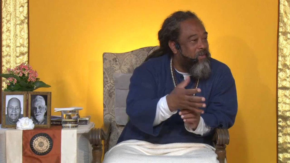 Satsang on Enlightenment from portugal