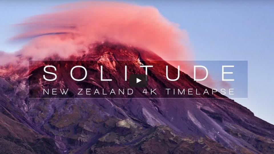 SOLITUDE | NEW ZEALAND 4K/UHD
