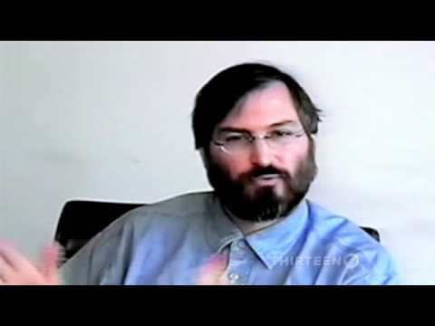 Steve Jobs' Vision of the World