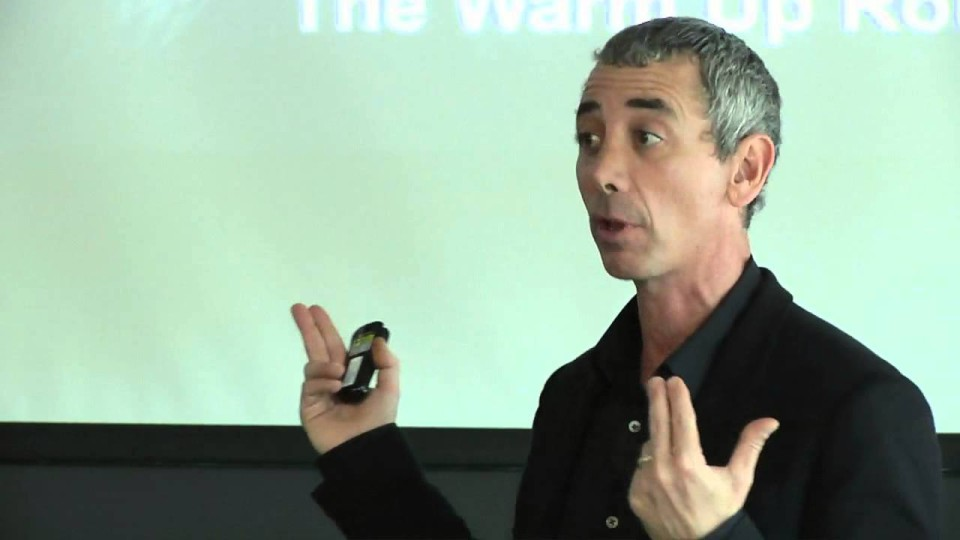 "Steven Kotler: ""The Rise of Superman: Decoding the Science of Ultimate Human Performance"""