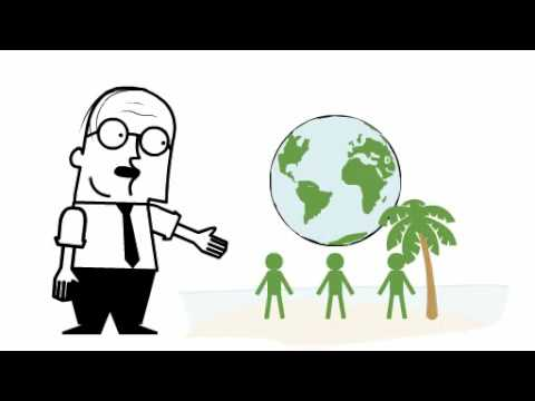 Sustainability explained through animation