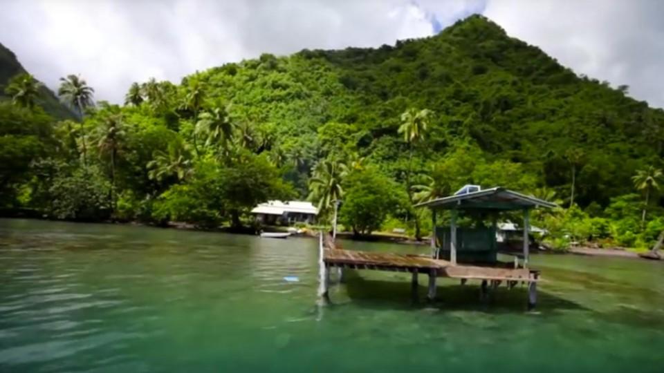 Tahiti – Ocean Voyage – Canon 5D Mark II – Glidecam HD 4000