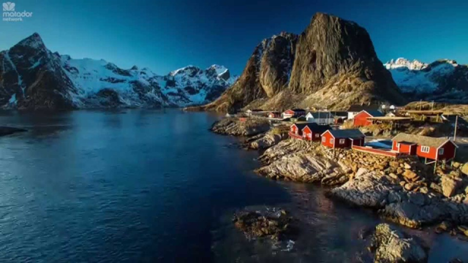 The Lofoten Archipelago is the Most Beautiful Part of Norway