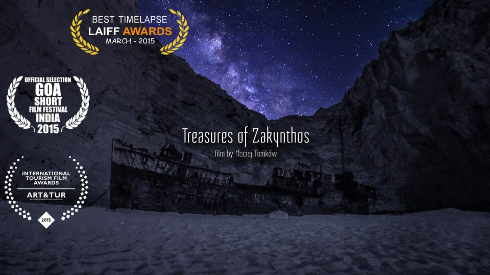 Treasures of Zakynthos – A Timelapse Film