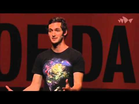 We are the Gods Now – Jason Silva at Sydney Opera House