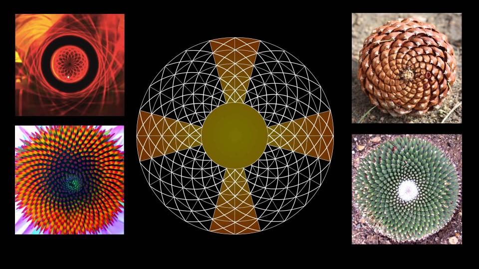 Fractal Geometry / 369 / Tesseract