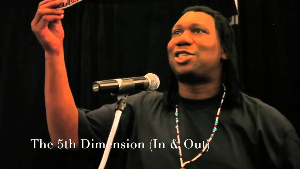 KRS-One 5th dimension Explained