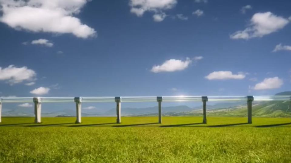 Hyperloop – 1000km/hr Ground Travel!