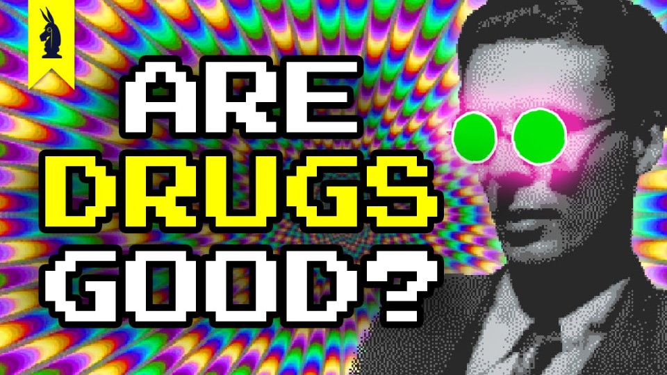 Are Drugs GOOD For You? (Kirby + Aldous Huxley) – 8-Bit Philosophy