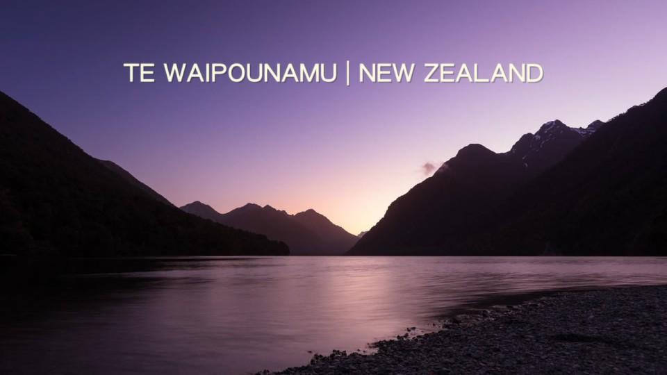 TE WAIPOUNAMU | NEW ZEALAND