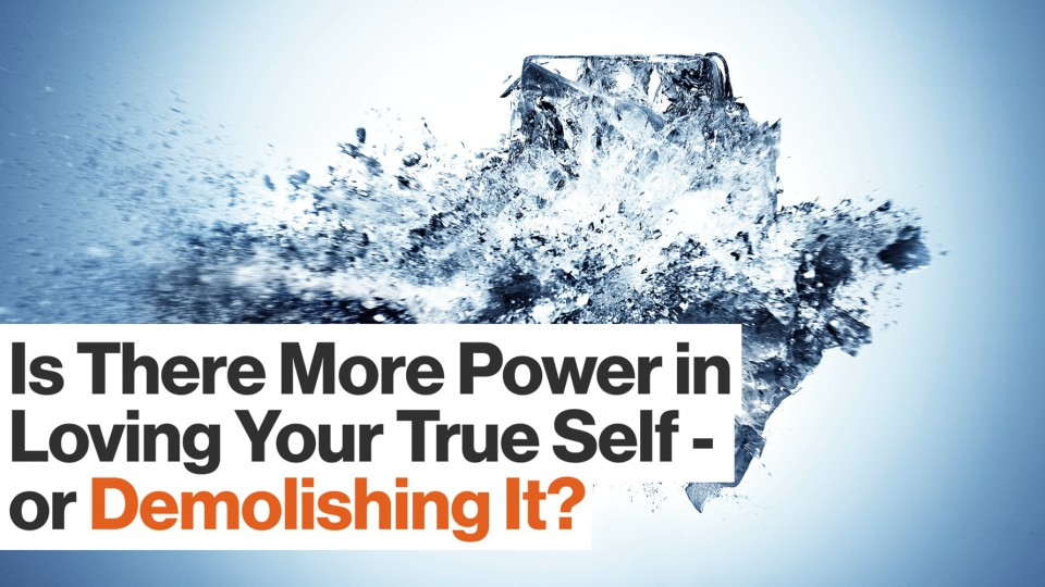 """Truly Terrible Advice: Find Your """"True Self"""" and Be Authentic 