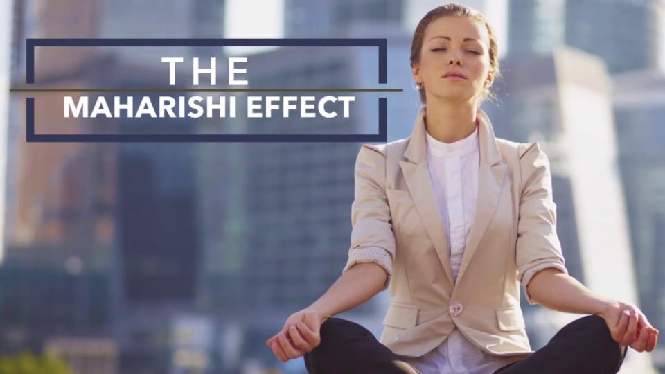 The Maharishi Effect