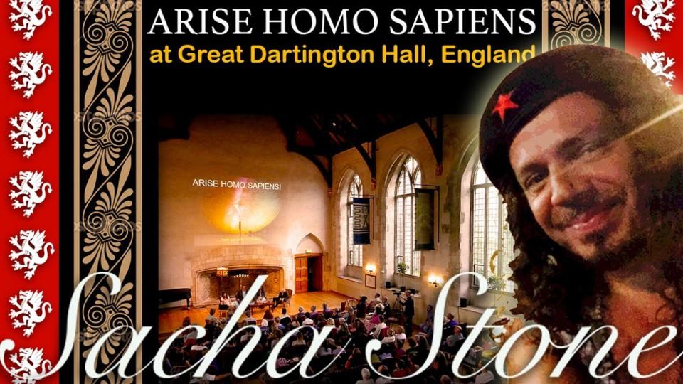 Sacha Stone: Arise Homo Sapiens