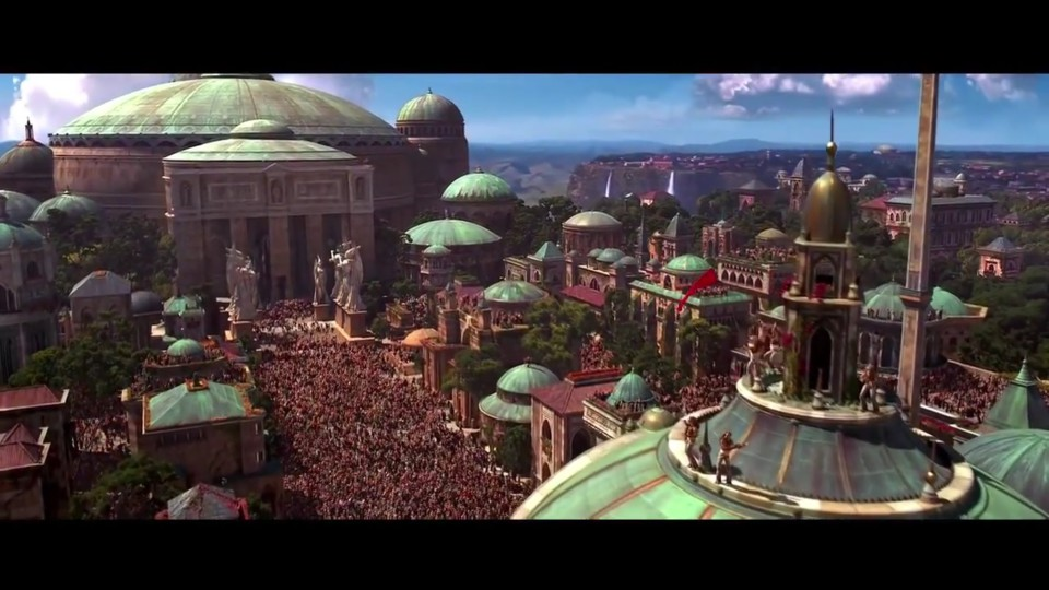 Star Wars Episode VI: Return of the Jedi – Ending