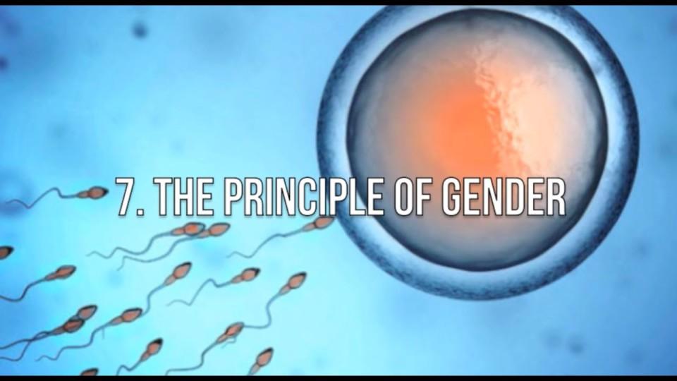 The Seven Hermetic Principles: VII – The Principle of Gender
