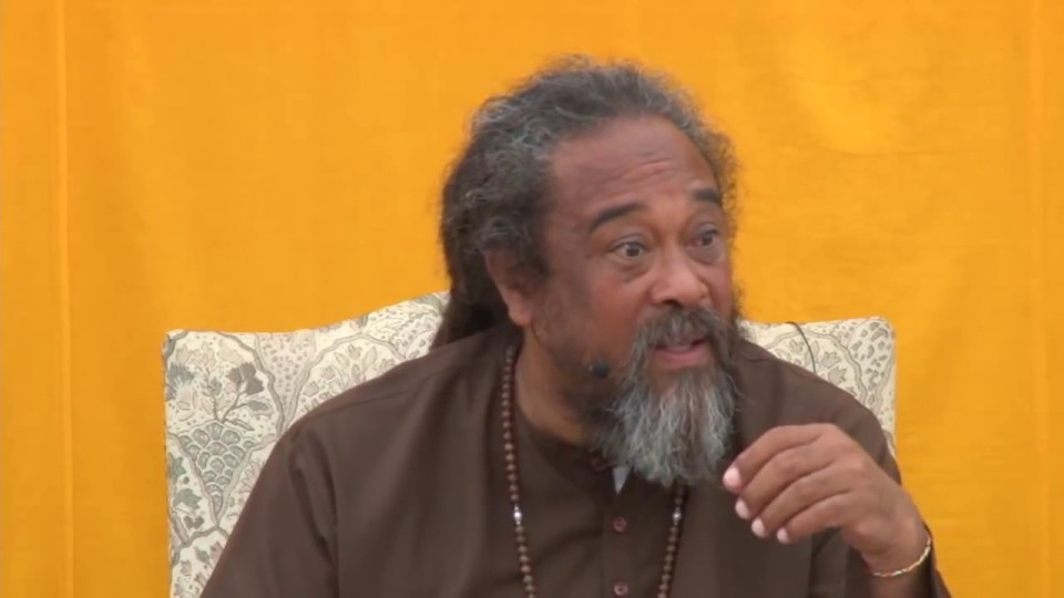 Don't Be a Person – Be Your Self – Mooji HD