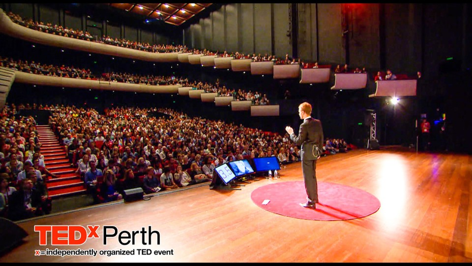 Global Revolution of Kindness | TEDxPerth | Peter Sharp