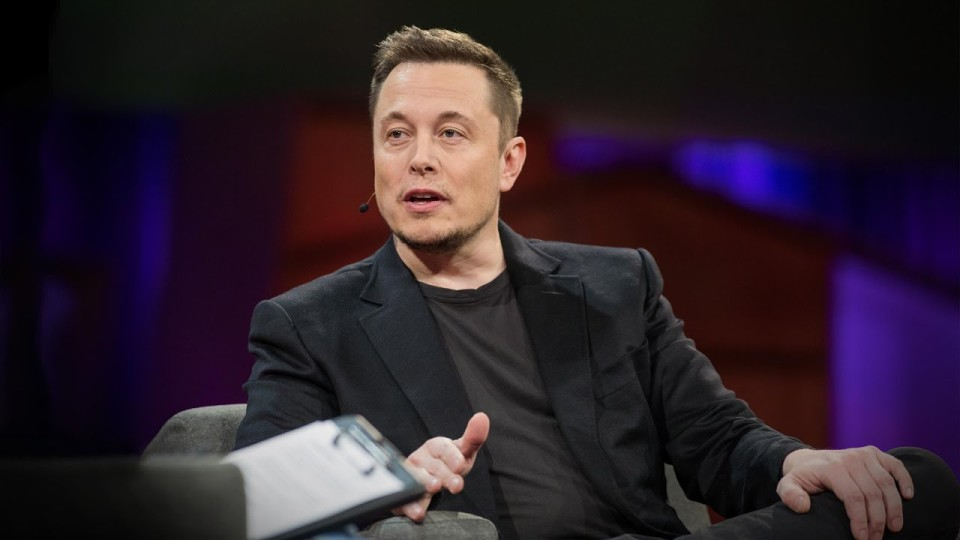The future we're building — and boring | Elon Musk