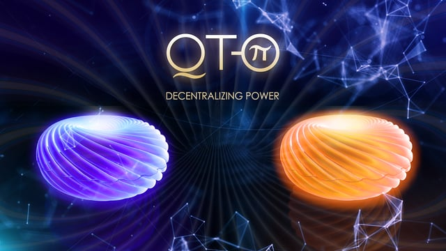 QT-Pi: 'The Energy Revolution is Now!'