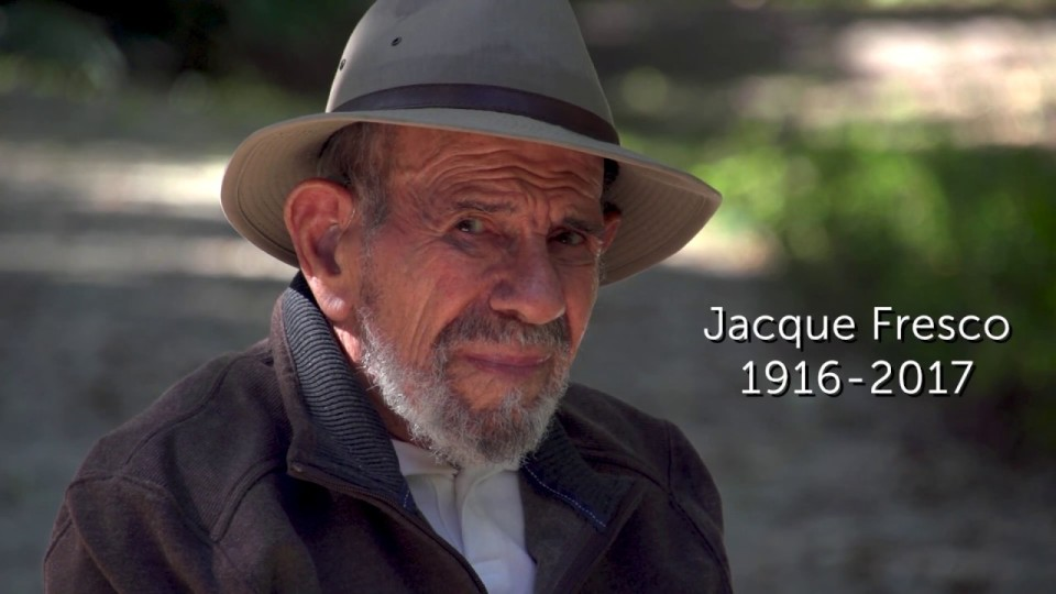 Reflections on the Life & Work of Jacque Fresco