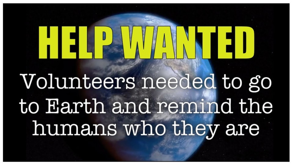 """The Volunteers"" Legends of the 21st century Humans"