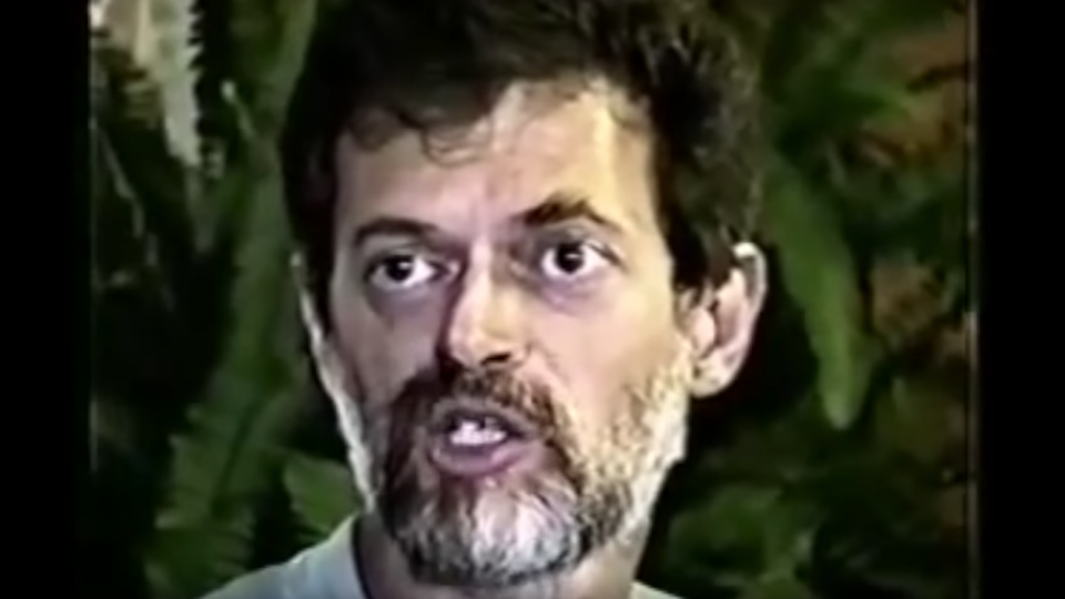 Terence McKenna MasterClass Trailer
