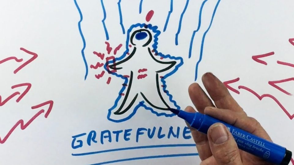 HOW GRATEFULNESS WORKS explained by Hans Wilhelm