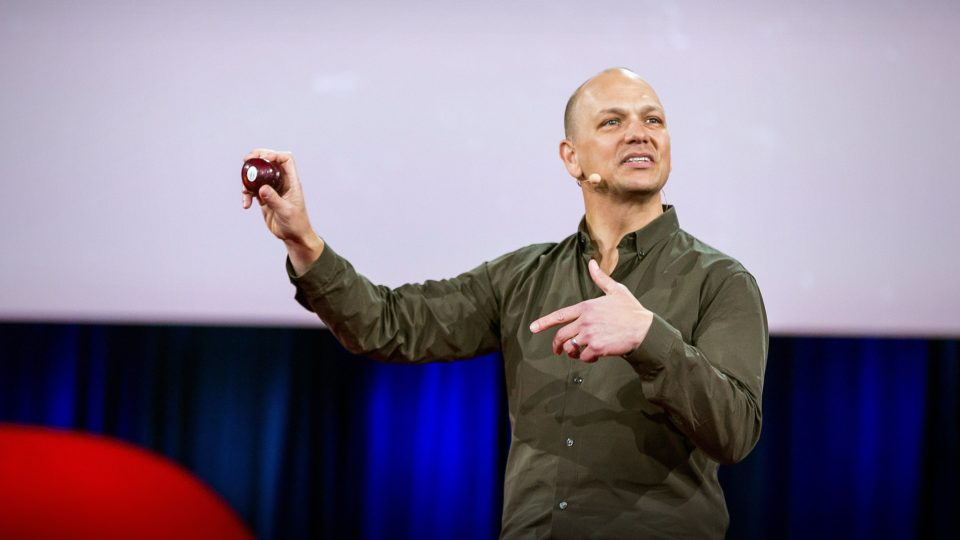 The first secret of great design | Tony Fadell