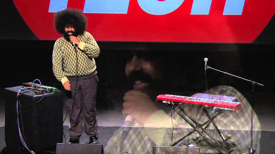 Reggie watts Best Performance