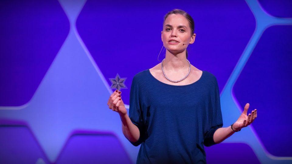 A printable, flexible, organic solar cell | Hannah Bürckstümmer