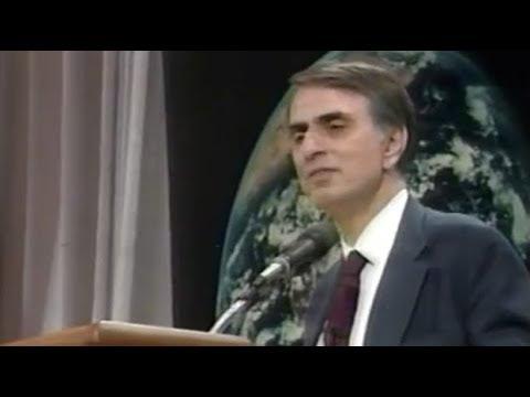 Carl Sagan – Grown-Up Perspective