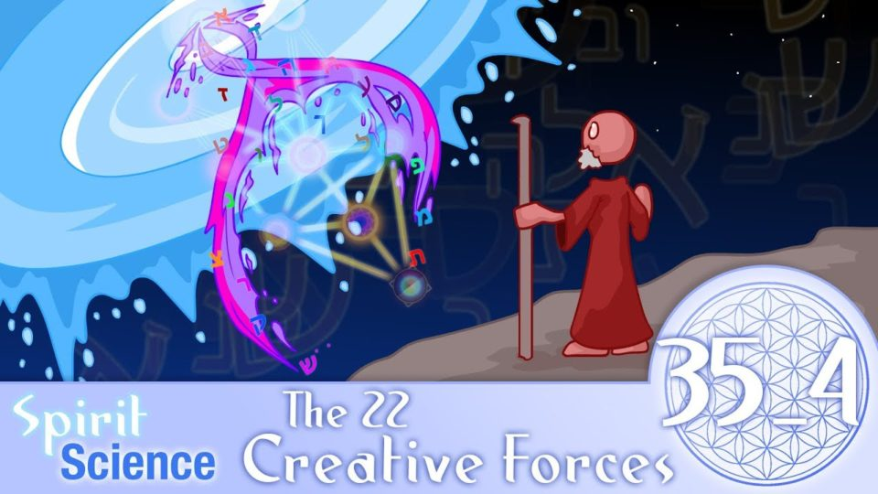 Spirit Science 35_4 ~ The 22 Creative Forces (Tree of Life Pt. 4)