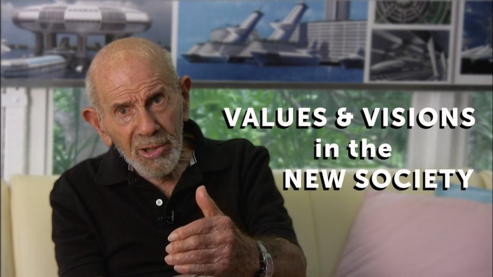 Jacque Fresco – Values & Visions in the New Society – April 16, 2011