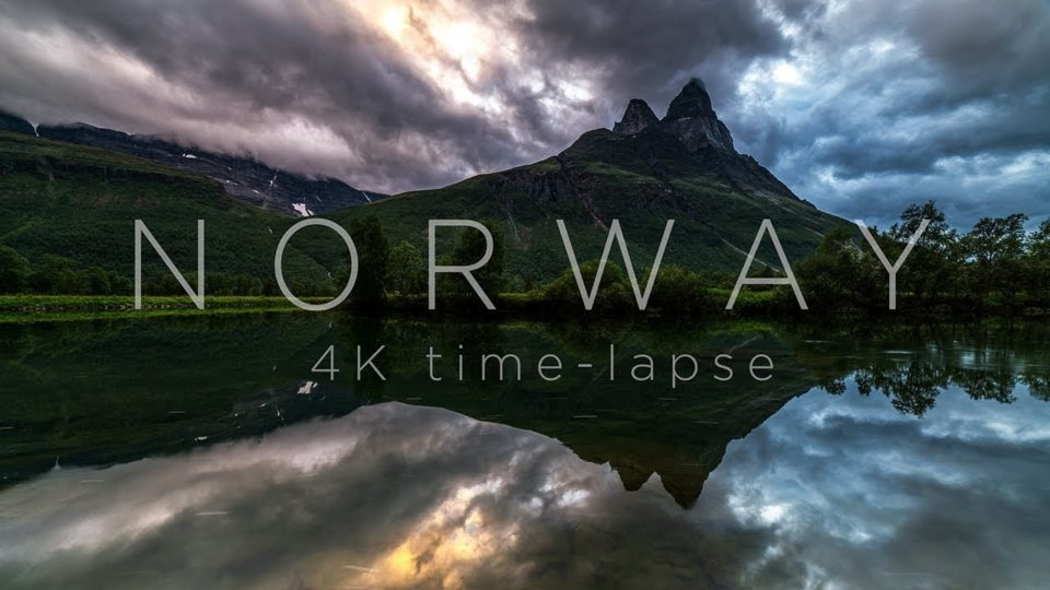 NORTHERN NORWAY || – 4K Time-Lapse