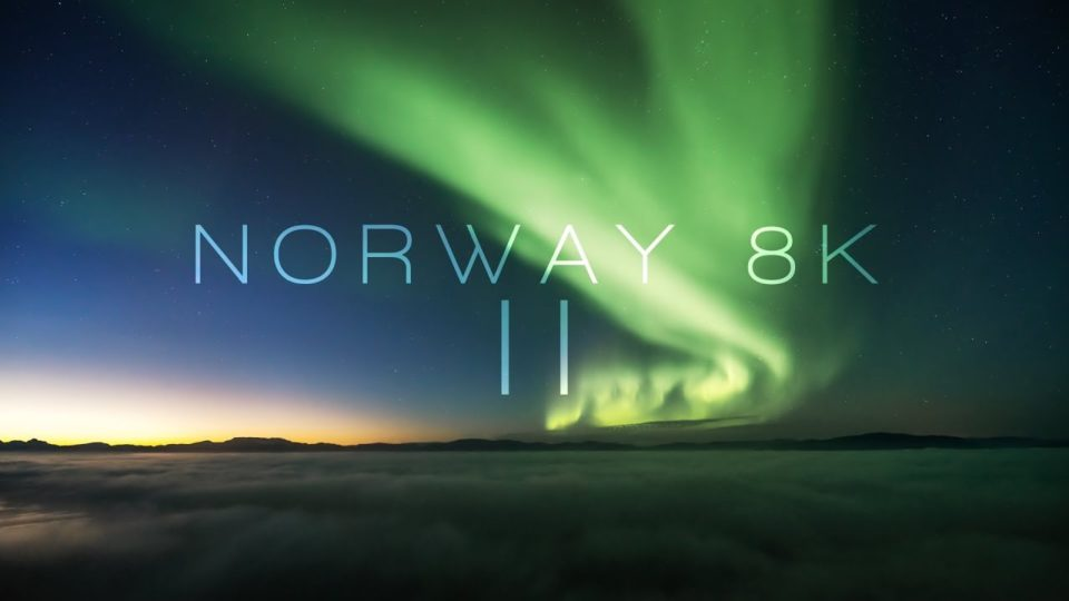 NORWAY 8K II